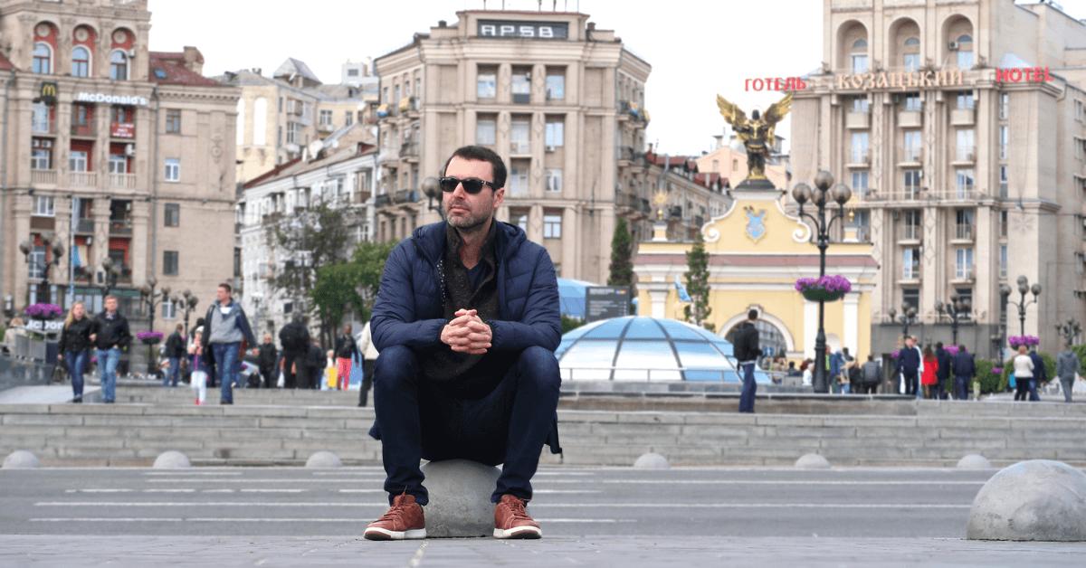 Yaro in Kiev
